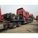 Loading 3 Units Used Howo Truck Head, Sinotruk Howo Tractor Truck to Port Sudan