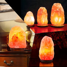 Himalayan Natural Shape Crystal Rock Salt Lamp