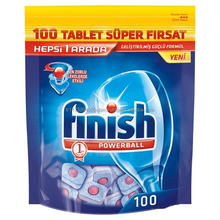 FINISH ALL IN ONE 100 TABLET DISHWASHING