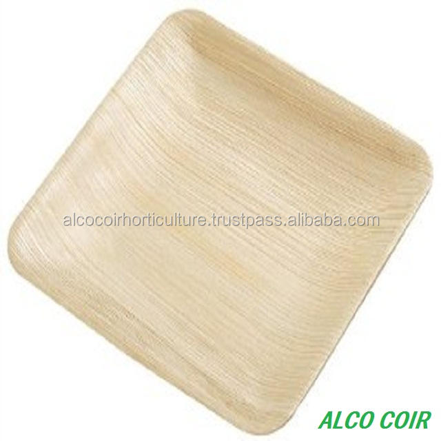 Areca Leaf Bowls Supplier from India / Singapore / Dubai / Malaysia