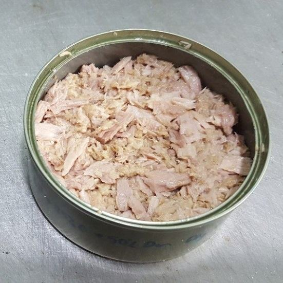 Canned Skipjack Tuna Flakes in Vegetable Oil 185g