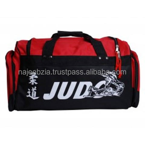 Customized Martial arts Sports Bag with LOW MOQ