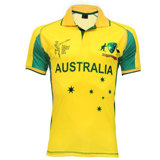 Ganymede international Wholesale Polo Shirt Custom Cricket Jerseys