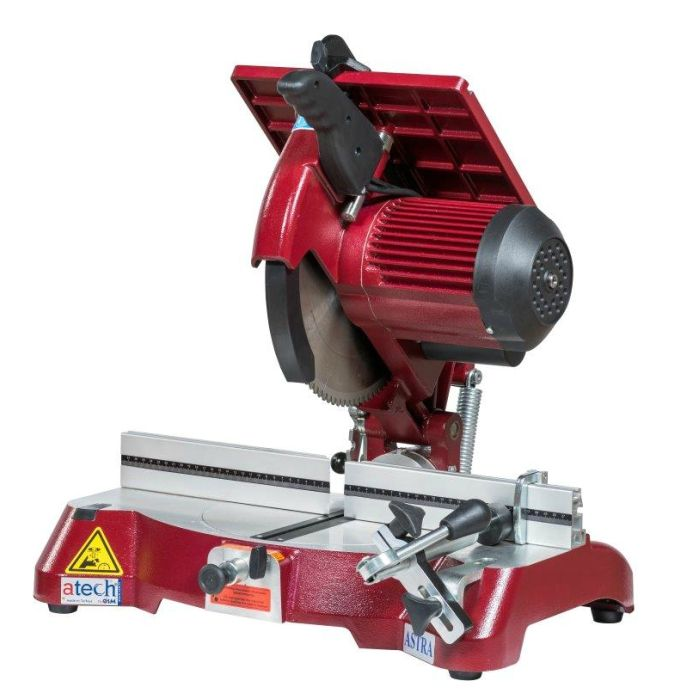 Portable Manual Saw Machine ASTRA 305mm for cutting aluminium, wood and pvc profiles