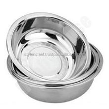 Stainless Steel Soup Bowl / Basin