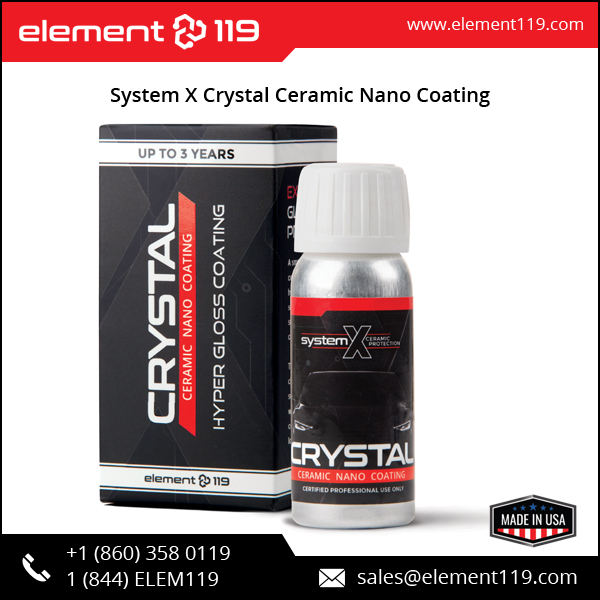 System X Crystal Ceramic Nano Coating