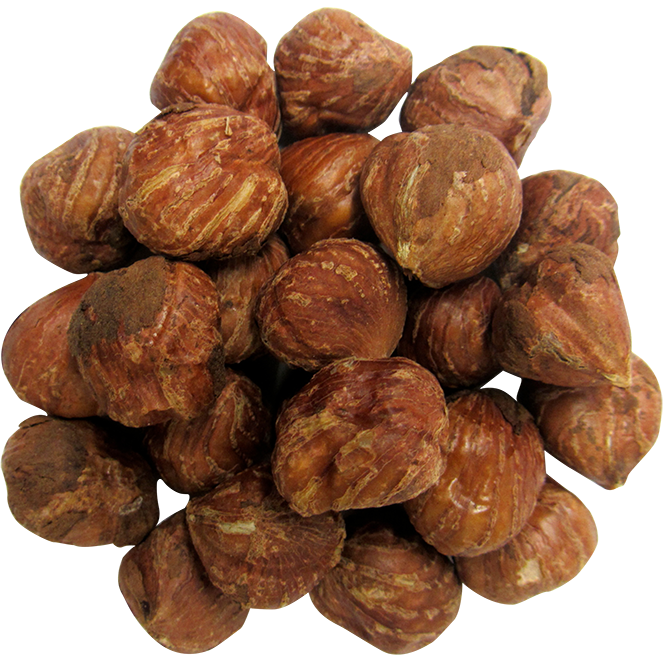 TURKISH HAZELNUTS ROASTED & BLANCHED