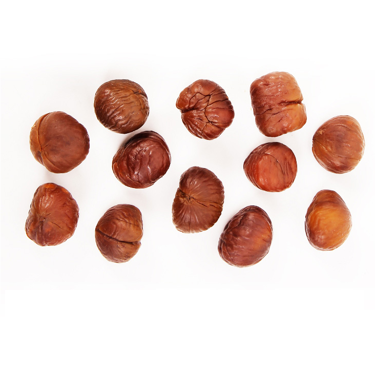 Wholesale organic peeled and baked chestnut whole sweet chestnuts kernels