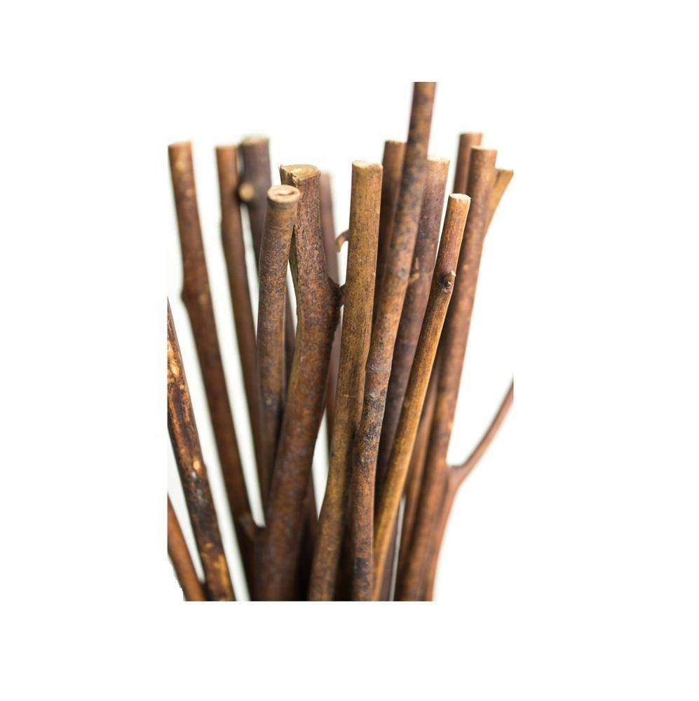 Natural Eco-Friendly For Decoration & Flower Making Raw Sola Wood Stick