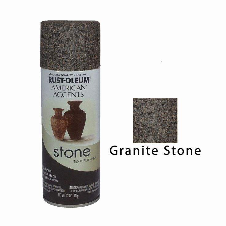 American Accents Stone Spray Paint