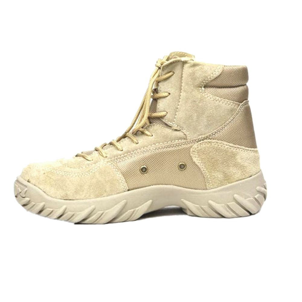 Outdoor autumn & winter middle boots special technical troops boots waterproof tactical boots GS-J0005