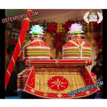 Punjabi Decoration Accessories for Jaggo Night, Punjabi Wedding Decorative Jaggo,Punjab Jaggos Night Wedding Decoration