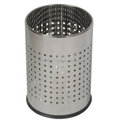 Stainless steel basket Without lid for wastage collector