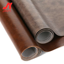 JINYI Factory In China Cheap Artificial PVC Sticker Leather For Sofa And Notebook