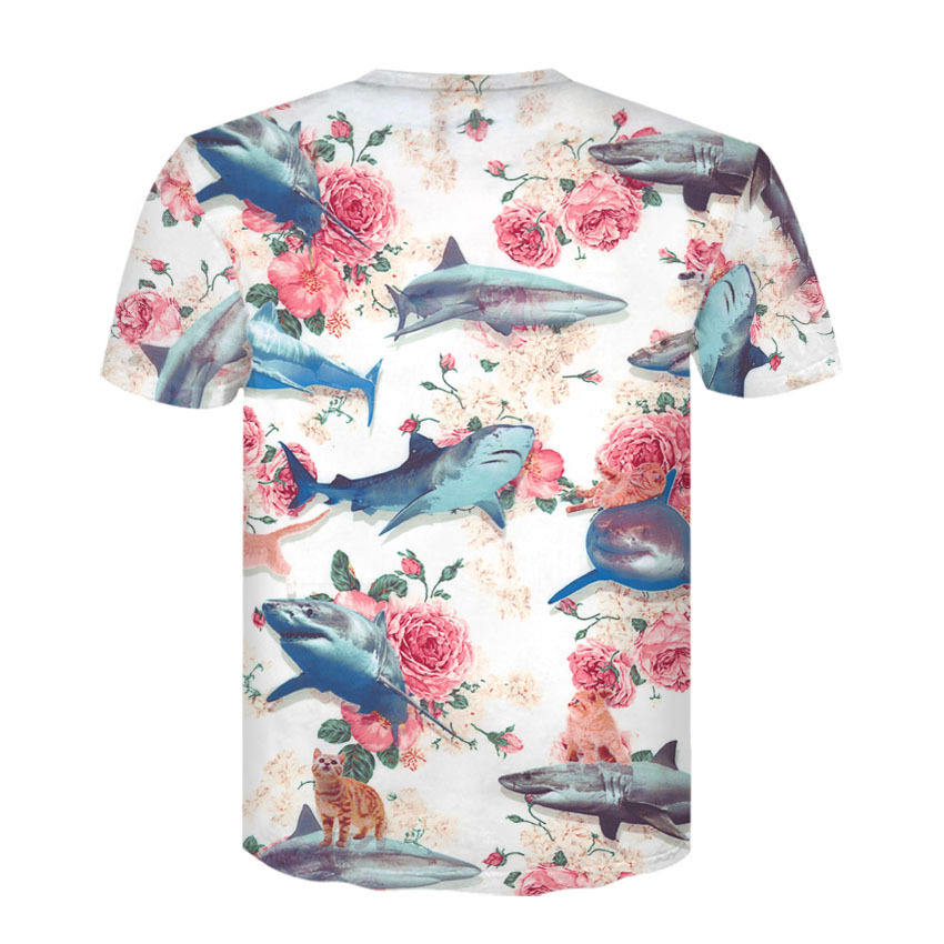2019 Fashion custom t-shirt printing t-shirt manufacturers in Mexico