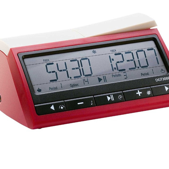 Digital chess clock - chess timer DGT 3000