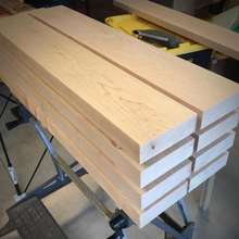 Southern Yellow Pine Lumber for Door, Thickness: 18 mm