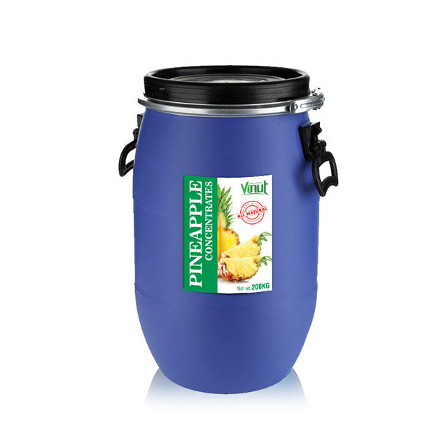 Suppliers Fruit Juice Pineapple juice Concentrates 200kg