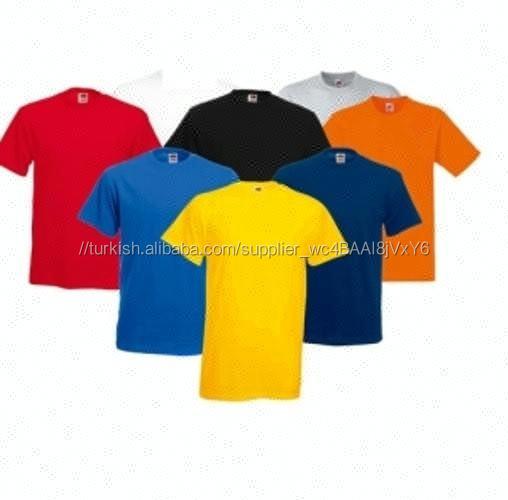 Özelleştirilmiş Logo Yetişkinler/Çocuklar Yaş Grubu Promosyon Tişört