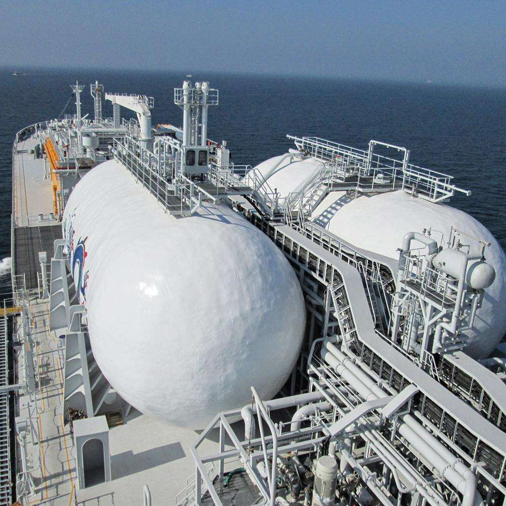 LNG Liquefied Natural Gas/ LPG Liquefied petroleum gas prices