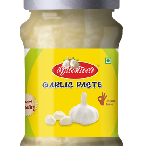 Fresh ginger and garlic paste FROM SPICE NEST