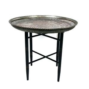 Moroccan Brass Tray Table Moroccan Brass Tray Table Suppliers And