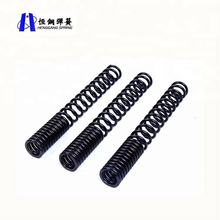 Customized shock absorber spring for motorcycle