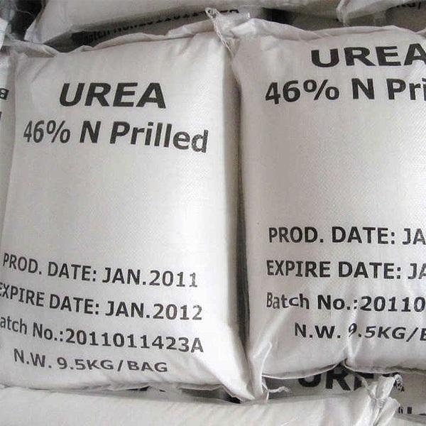 SCR Urea 46 Granular urea from manufacture