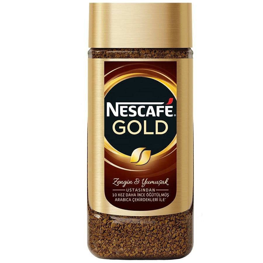 สำหรับ Nescafes GOLD Instant Coffee 200 GR แก้ว Jar