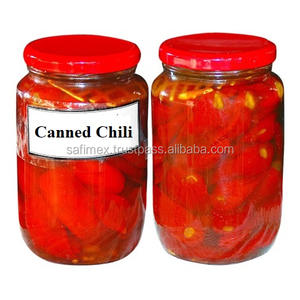 Canned Chili Without Stem From Vietnam