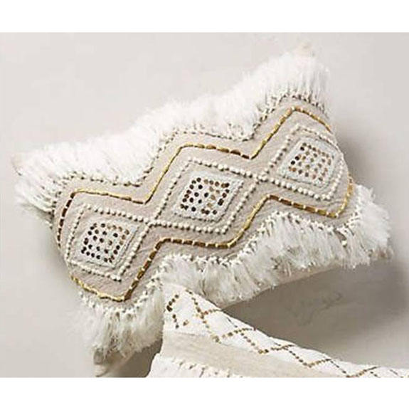 100% COTTON DECORATIVE NEW DESIGN CUSHION COVERS