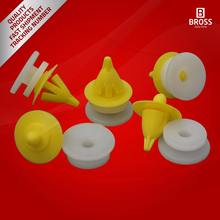 10 Pieces Interior Door Trim Clips for 7703077250