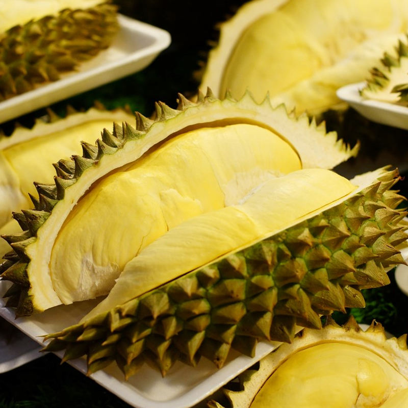 Fresh Durian Monthong Durian From Thailand