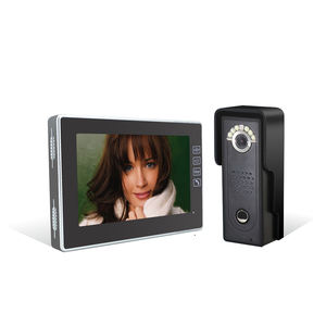 With SD Memory Card Optional Video Intercom System Wired Video Door Intercom Video Intercom Outdoor Station Door Opener