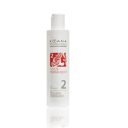 Salon Professional - Cold Permanent Lotion for Strong Natural Hair No 2 - For Sensitive , Dyed or Bleached Hair - 200ml