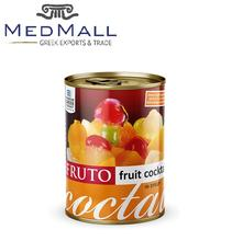 Choice 6A9 Excellent QualityCanned Fruit Mix Cocktail Compote - 12 pcs x 820g