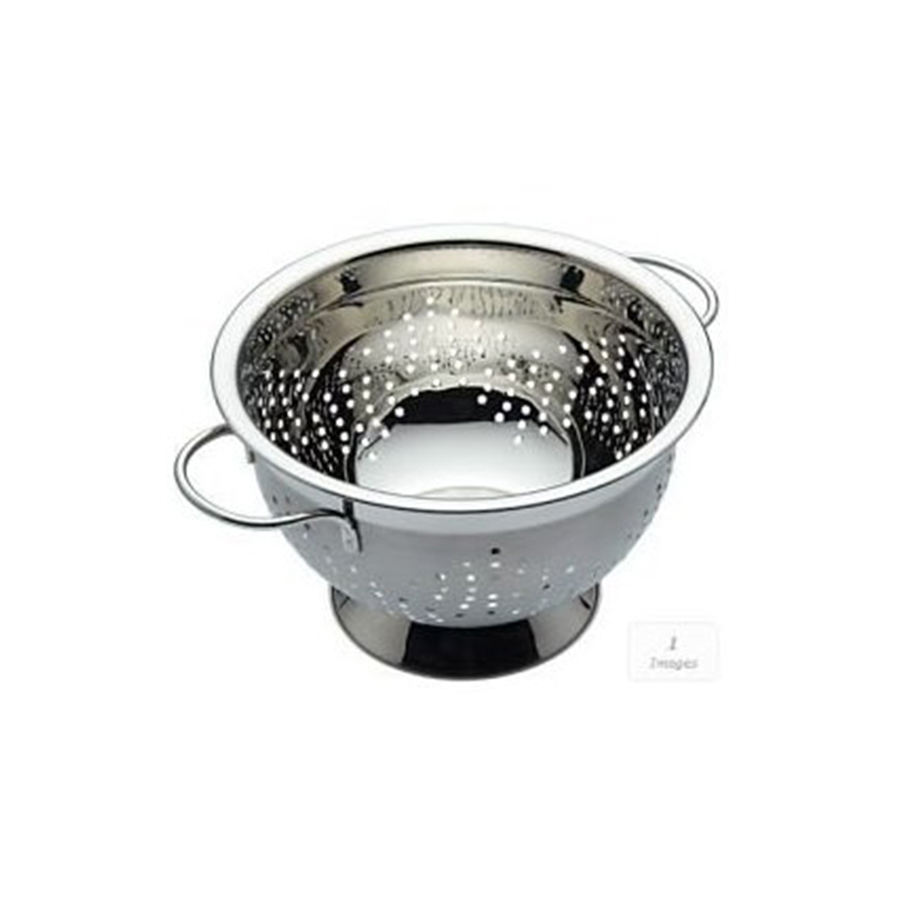 Made in India High Quality Stainless Steel Material Low Price Deep Colander