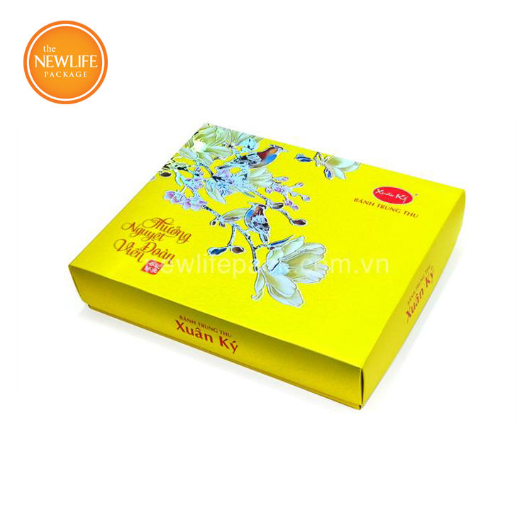 Best Selling Products In Saudi Arabia Oem Brand Gift Box Paper For Moon Cake Packaging Boxes Food