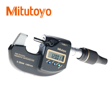 Various types of measuring equipment , Mitutoyo Micrometer device with Functional made in Japan
