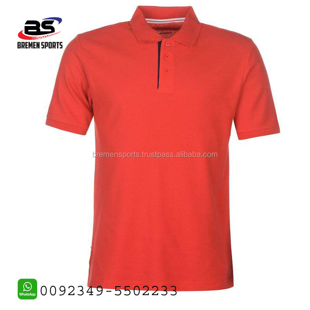 2018 fashion clothes 1 dollar t shirts (based on bulk volume order) from Pakistan wholesale FISHING POLO