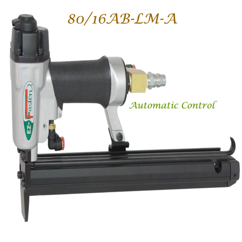 Auto Control Fine Wire Stapler with Long Magazine 8016ABLMA