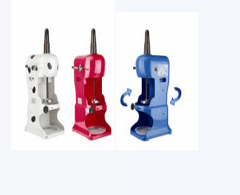 Electric Colorful Automatic Commercial Snow Ice Shaver