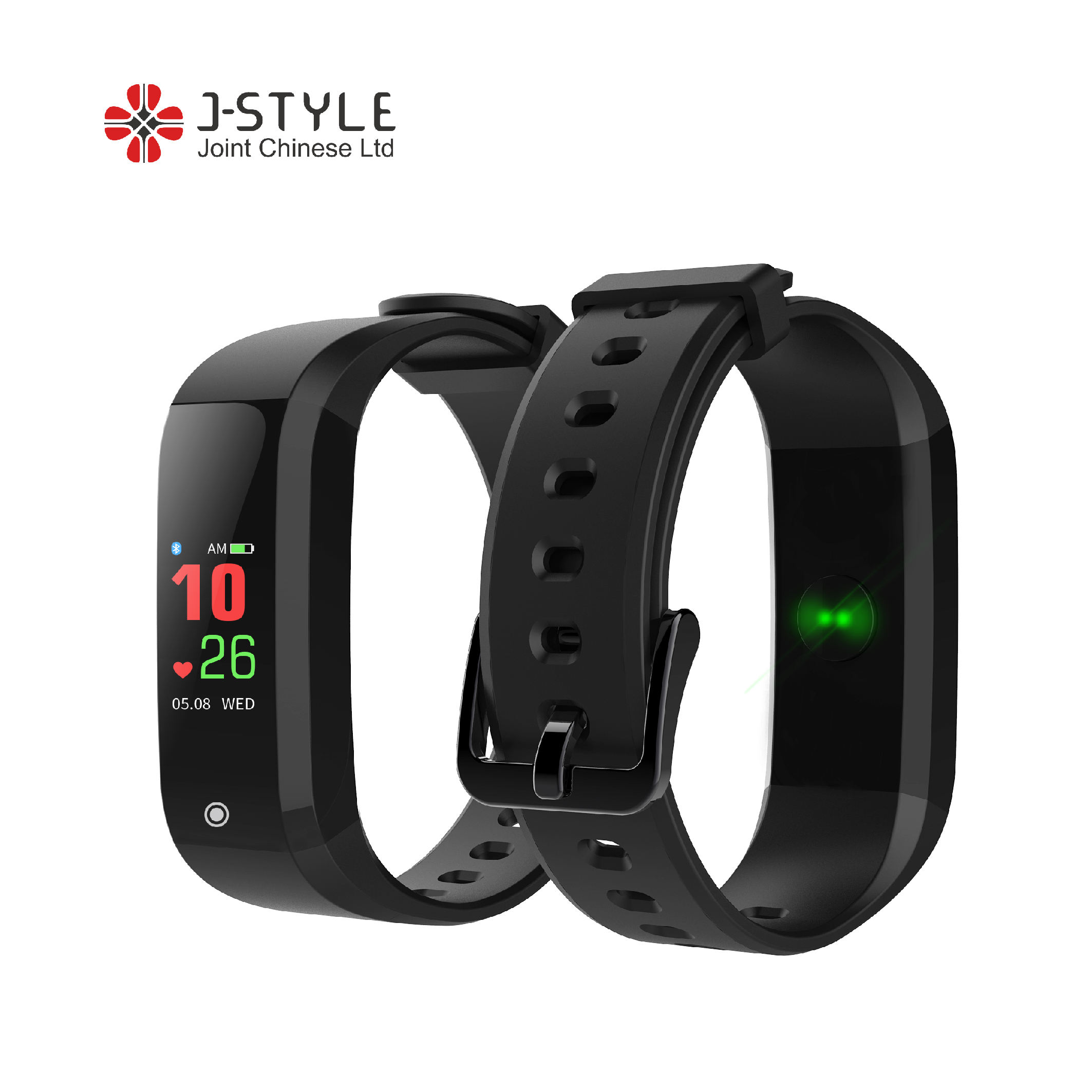 USB Charger Smart Watch Fitness Tracker Bracelet Smart Heart Rate Monitor Watch Sleep Monitoring