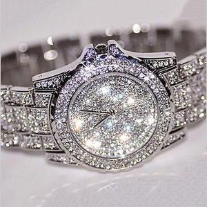Custom watches relojes relogio fashion reloj Crystal women wrist watch