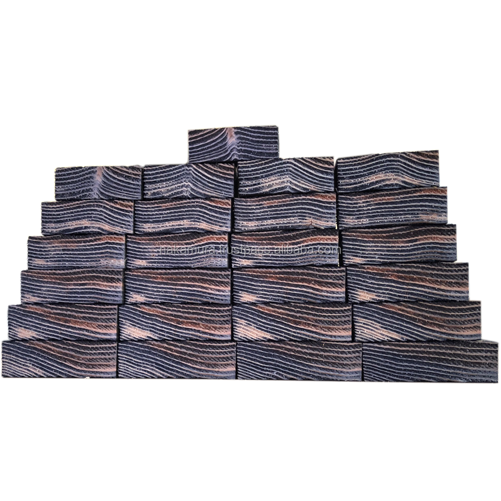 Beautiful Dye Penetrated Wood Timber / Lumber for cutting board wood