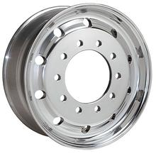 Aluminum alloy car wheel scrap
