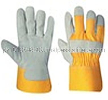 Working Gloves, Safety Gloves, Leather Working Gloves