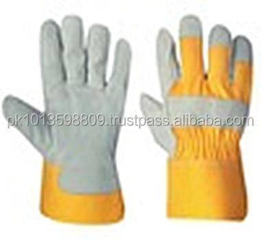 Working Gloves, Safety Gloves, Leather Working Gloves
