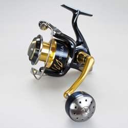 New STELLA SW 5000 HG SPINNING FISHING REEL