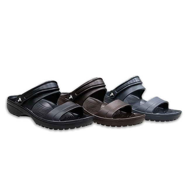 2018 Mens 2 Ways wear style EVA Casual Sandals